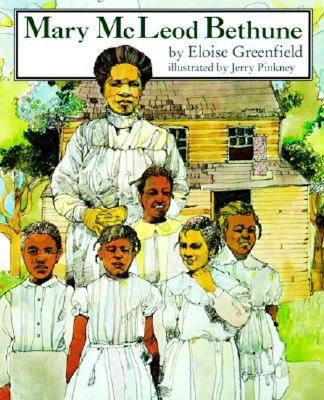 Image for Mary McLeod Bethune (Crowell Biographies)