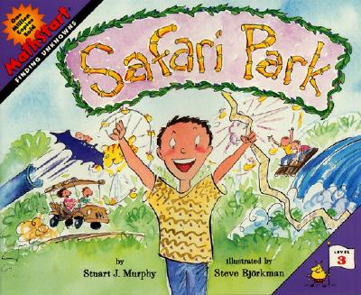 Image for Great Source Mathstart: Student Reader Safari Park