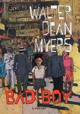 Bad Boy: A Memoir, Myers, Walter Dean