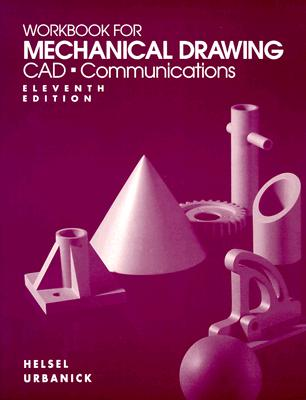 Image for Workbook for Mechanical Drawing: CAD Communications