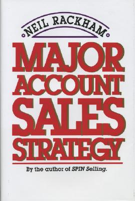 Image for Major Account Sales Strategy
