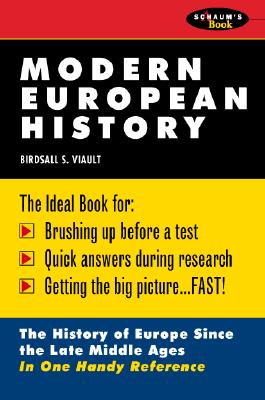 Modern European History, Birdsall S. Viault