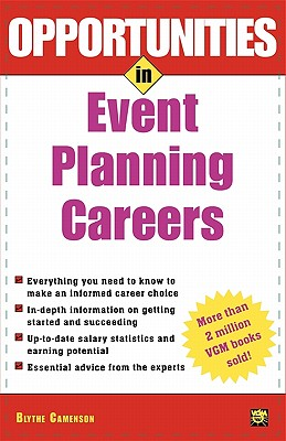 Opportunities In Event Planning Careers, Camenson, Blythe
