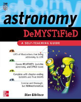 Astronomy Demystified, Stan Gibilisco