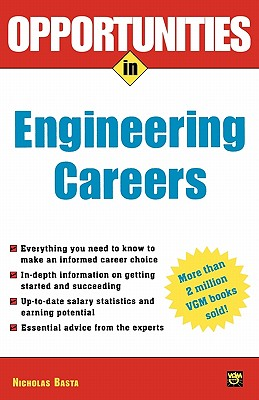 Opportunities in Engineering Careers, Rev. Ed., Basta, Nicholas