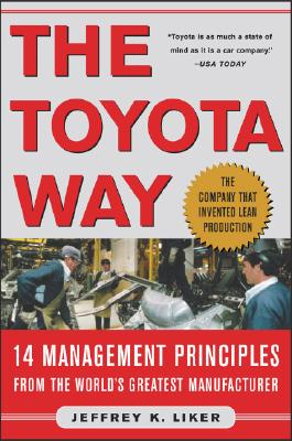 Image for The Toyota Way: 14 Management Principles from the World's Greatest Manufacturer