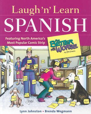 """Image for Laugh 'n' Learn Spanish : Featuring the #1 Comic Strip """"For Better or For Worse"""""""