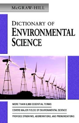 Image for McGraw-Hill Dictionary of Environmental Science