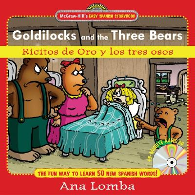 Image for Goldilocks and Three Bears: Easy Spanish Storybook & Audio CD  Ricitos De Oro Y Los Tres Osos