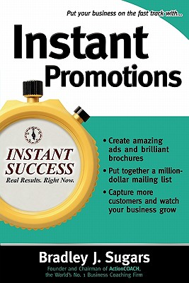 Image for Instant Promotions (Instant Success Series)