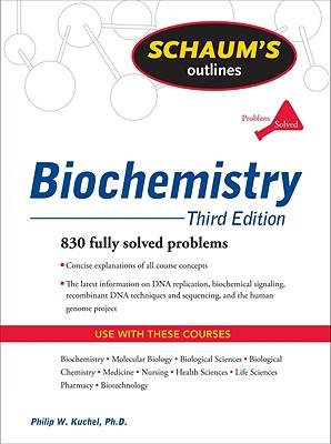 Image for Schaum's Outline of Biochemistry, Third Edition (Schaum's Outlines)
