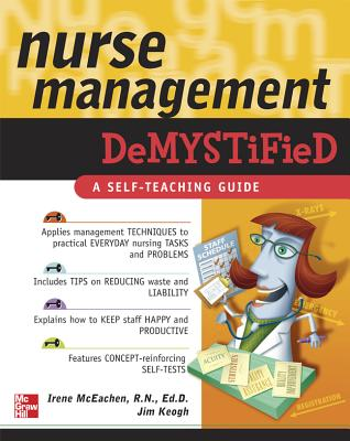Image for Nurse Management DeMystified