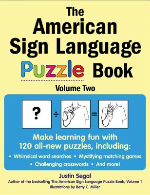 Image for The American Sign Language Puzzle Book Volume 2