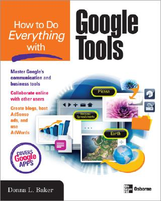 Image for How to Do Everything with Google Tools