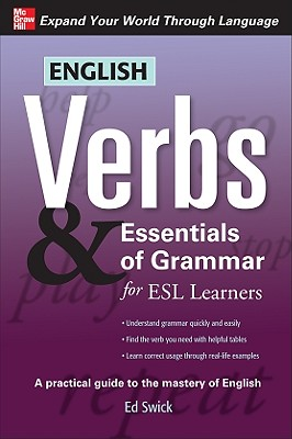 Image for English Verbs and Essentials of Grammar for ESL Learners