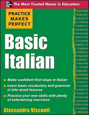 Image for Practice Makes Perfect Basic Italian (Practice Makes Perfect Series)