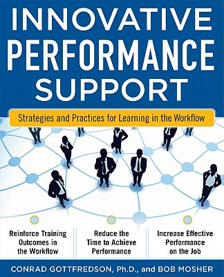 Image for Innovative Performance Support: Strategies and Practices for Learning in the Workflow
