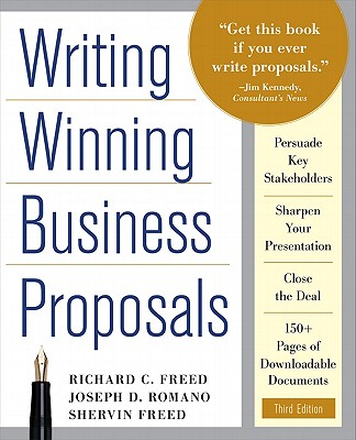 Image for Writing Winning Business Proposals, Third Edition