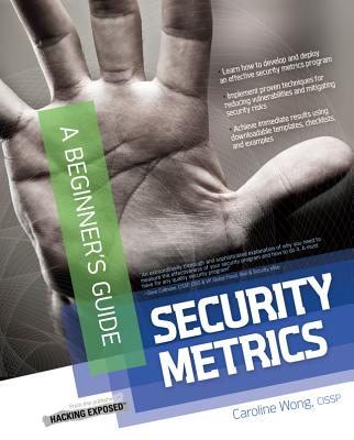Image for Security Metrics, A Beginner's Guide