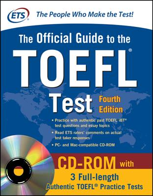 Image for Official Guide to the TOEFL Test with CD-ROM