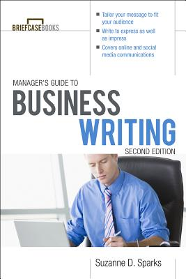Image for Manager's Guide To Business Writing 2/E (Briefcase Books Series)
