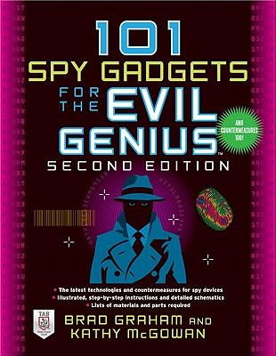 Image for 101 Spy Gadgets for the Evil Genius 2/E