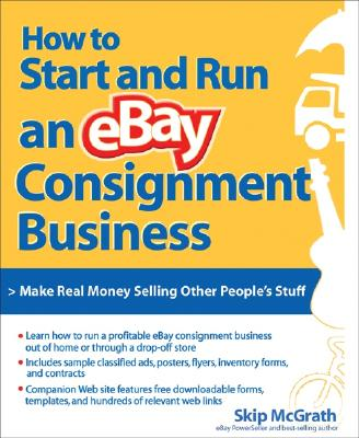 Image for How to Start and Run an eBay Consignment Business