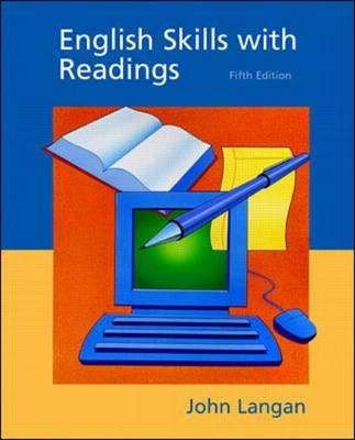 Image for English Skills With Readings