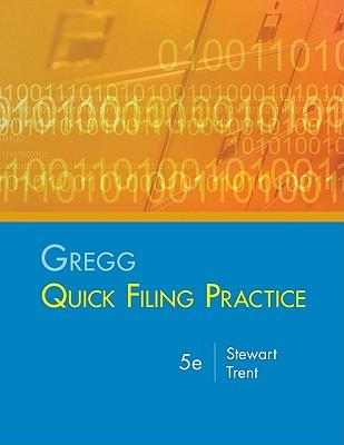 Gregg Quick Filing Practice Kit, Stewart, Jeffrey; Trent, Barbara