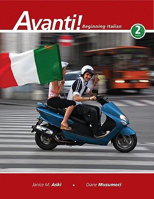 Image for Avanti!: Beginning Italian, 2nd Edition