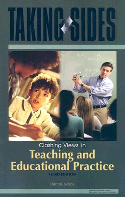 Image for Taking Sides: Clashing Views in Teaching and Educational Practice (Taking Sides: Teaching & Educational Practice)