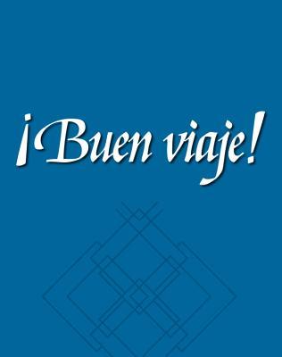 Image for Buen Viaje Spanish 3, Student Tape Manual