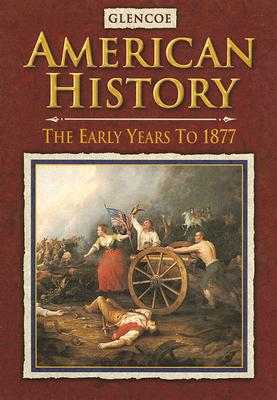 Image for American History The Early Years, Student Edition (U.S. HISTORY - THE EARLY YEARS)