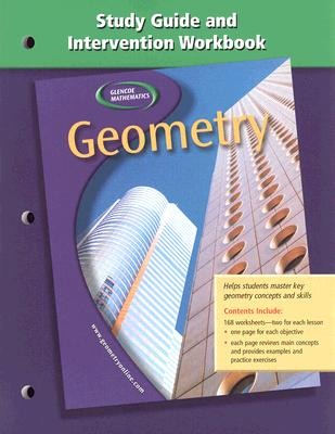 Image for Geometry, Study Guide and Intervention Workbook