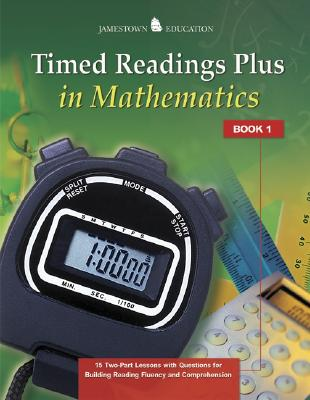 Timed Readings Plus in Mathematics: Book 3 (Jamestown Education), McGraw-Hill - Jamestown Education (Author)