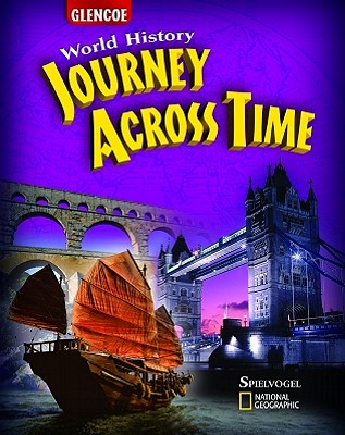 Image for World History; Journey Across Time, Student Edition