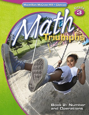Math Triumphs, Grade 3, Student Study Guide, Book 2: Number and Operations (MATH INTRVENTION K-5 (TRIUMPHS))