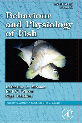 Fish Physiology: Behaviour and Physiology of Fish, Volume 24