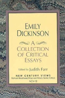 Image for Emily Dickinson: A Collection of Critical Essays