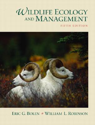 Image for Wildlife Ecology and Management (5th Edition)