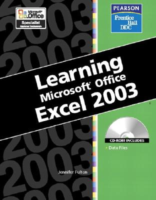 Image for Learning Series (DDC): Learning Microsoft Office Excel 2003
