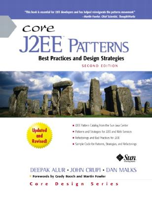 Image for Core J2EE Patterns: Best Practices and Design Strategies (2nd Edition)
