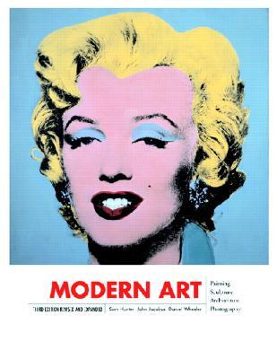 Modern Art, Revised and Updated (3rd Edition), HUNTER, Sam; JACOBUS, John; WHEELER, Daniel