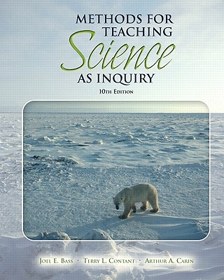Image for Methods for Teaching Science as Inquiry (10th Edition)