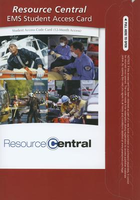 Resource Central EMS -- Access Card, Pearson Education (Author), Daniel J. Limmer EMT-P (Author), Joe Mistovich (Author), Howard Werman (Author)