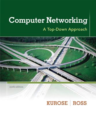 Image for Computer Networking  A Top-Down Approach