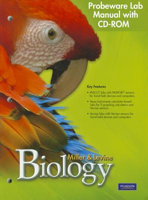 Image for MILLER LEVINE BIOLOGY 2010 PROBEWARE LABORATORY MANUAL WITH CD-ROM GRADE9/10 (NATL)