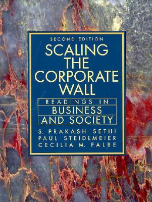 Image for Scaling the Corporate Wall: Readings in Business and Society