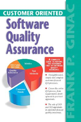 Image for Customer Oriented Software Quality Assurance