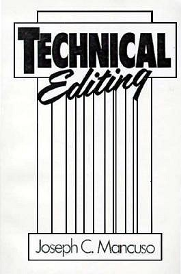 Image for Technical Editing